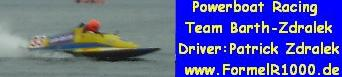 Powerboat Racing Team Barth-Zdralek